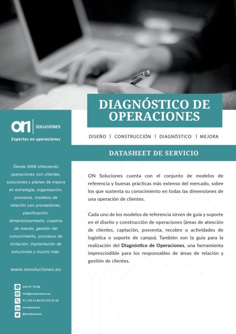 Diagnostico de Operaciones